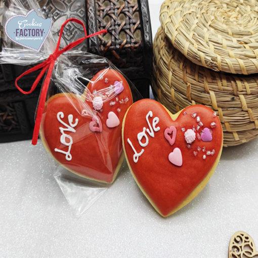 galletas decoradas san valentin corazon