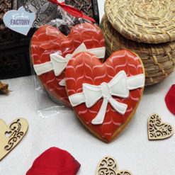 galletas decoradas san valentin corazon regalo