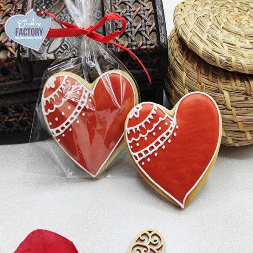 galletas decoradas san valentin corazones decorados