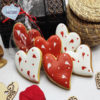 galletas decoradas san valentin corazones pintados