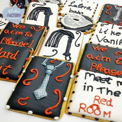 galletas decoradas cincuenta sombras
