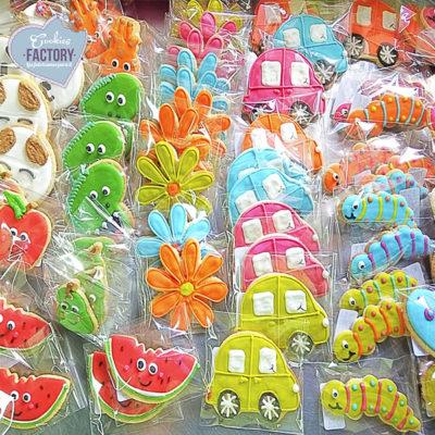galletas decoradas colores