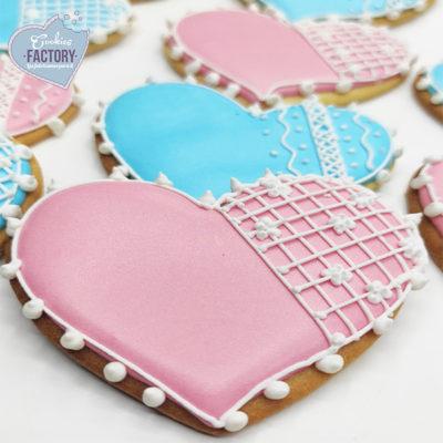 galletas decoradas corazones