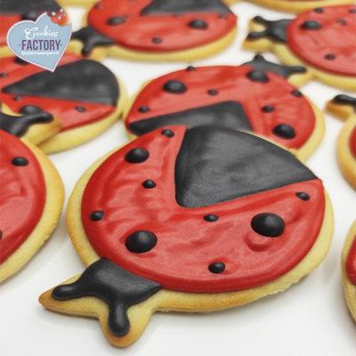 galletas decoradas mariquitas