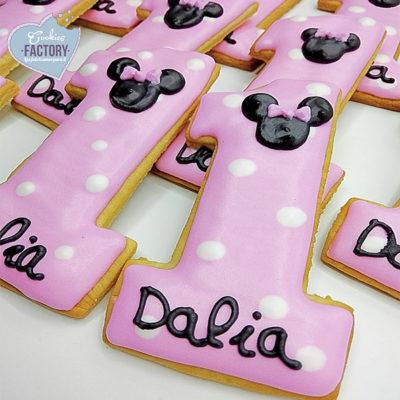 galletas decoradas numeros