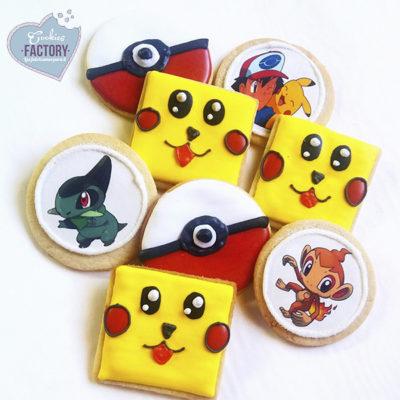 galletas decoradas pokemon