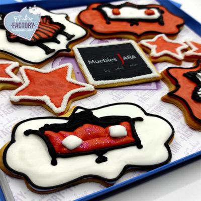galletas personalizadas empresa jara