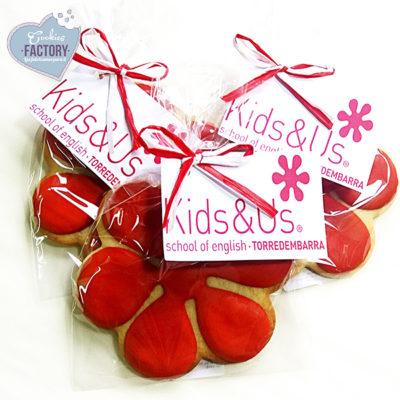galletas personalizadas empresa kids&us