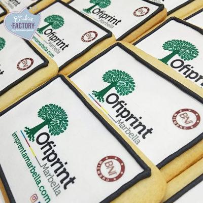 galletas personalizadas empresa ofiprint