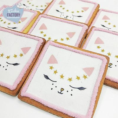 galletas personalizadas gatitos