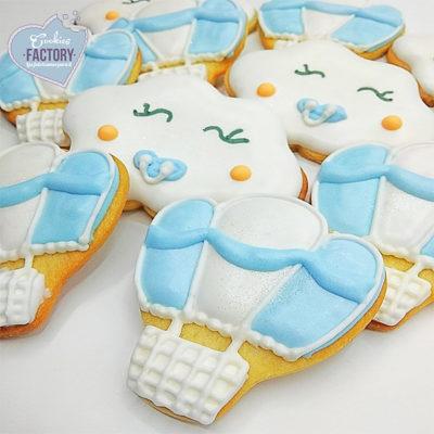 galletas personalizadas globos