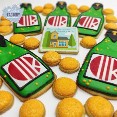 galletas personalizadas logo kerbero