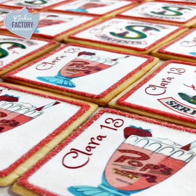 galletas personalizadas pop