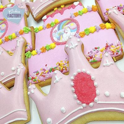 galletas personalizadas unicornio