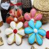 galletas decoradas san valentin flores
