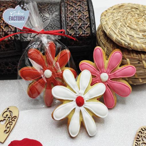 galletas decoradas san valentin flores variadas