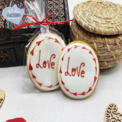 galletas decoradas san valentin love
